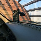 JNC S87-W – هولدر شیشه ای