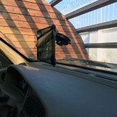 JNC S51-W – هولدر شیشه ای